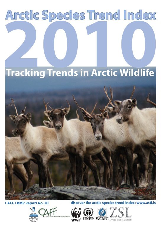 Arctic Species Trend Index 2010