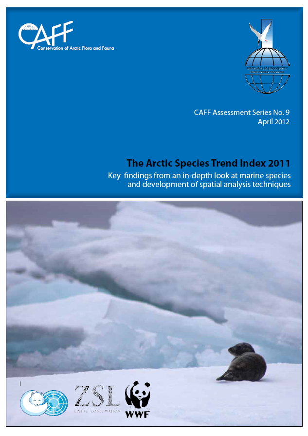 Arctic Species Trend Index 2011