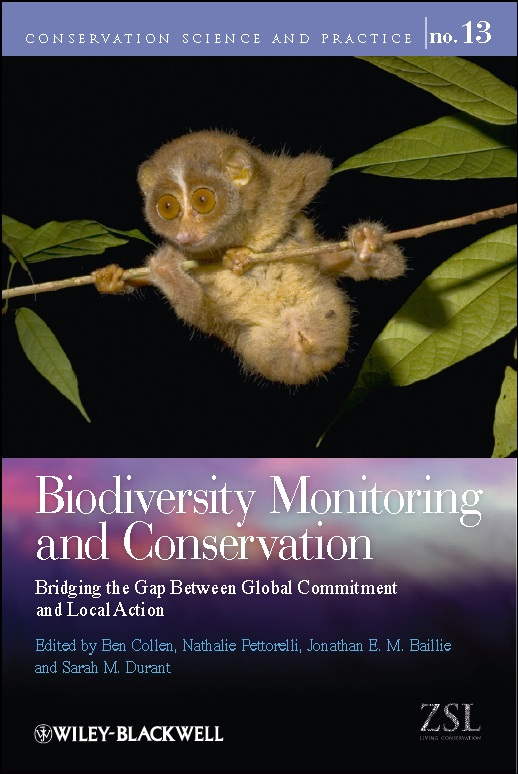 Biodiversity Monitoring And Conservation Bridging The Gap Between Global Commitment And Local Action 2012