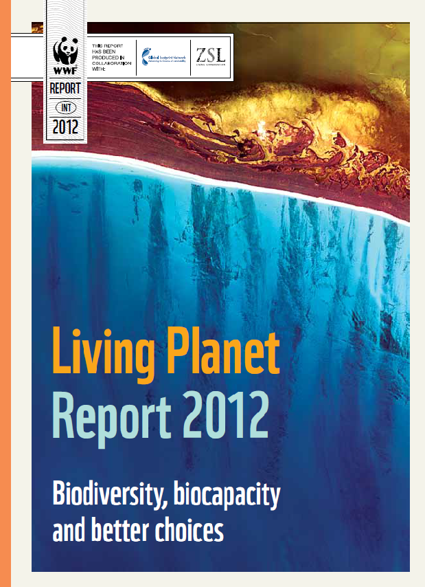 Living Planet Report 2012